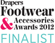 Drapers Footwear Accessories Awards Finalist 2012